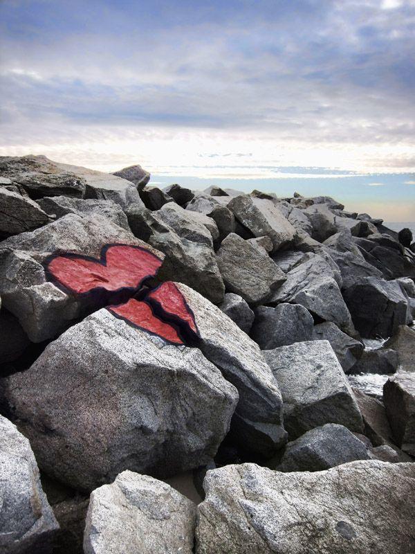 полированный фотографии разбитое сердце поисковиках картинке ничего