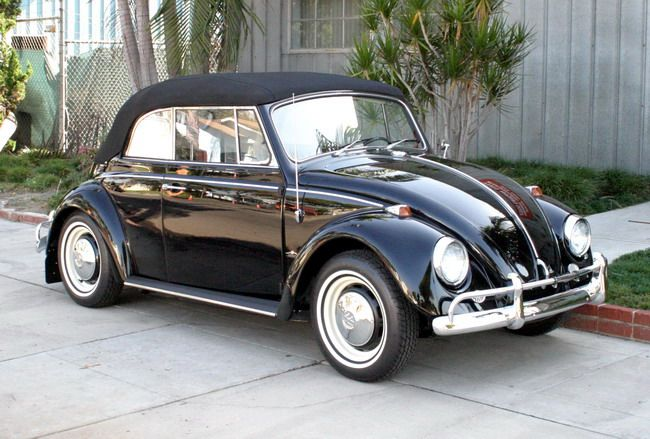 67 Beetle Convertible Has To Be A 67 67 Vw Beetle