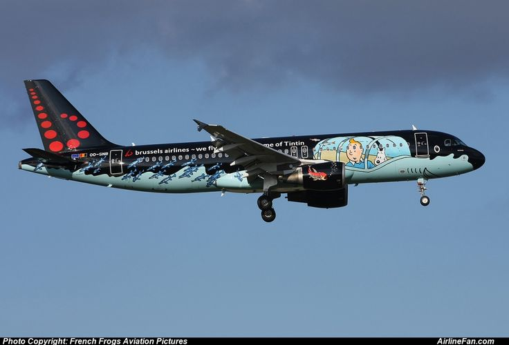 Brussels Airlines Airbus A320-214 http://www.airlinefan.com/airline-photos/Brussels-Airlines/Airbus/A320/OO-SNB/1301455/