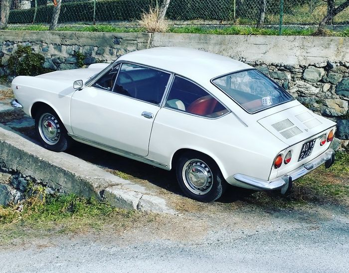 Fiat 850 Sport Coupé - 1971