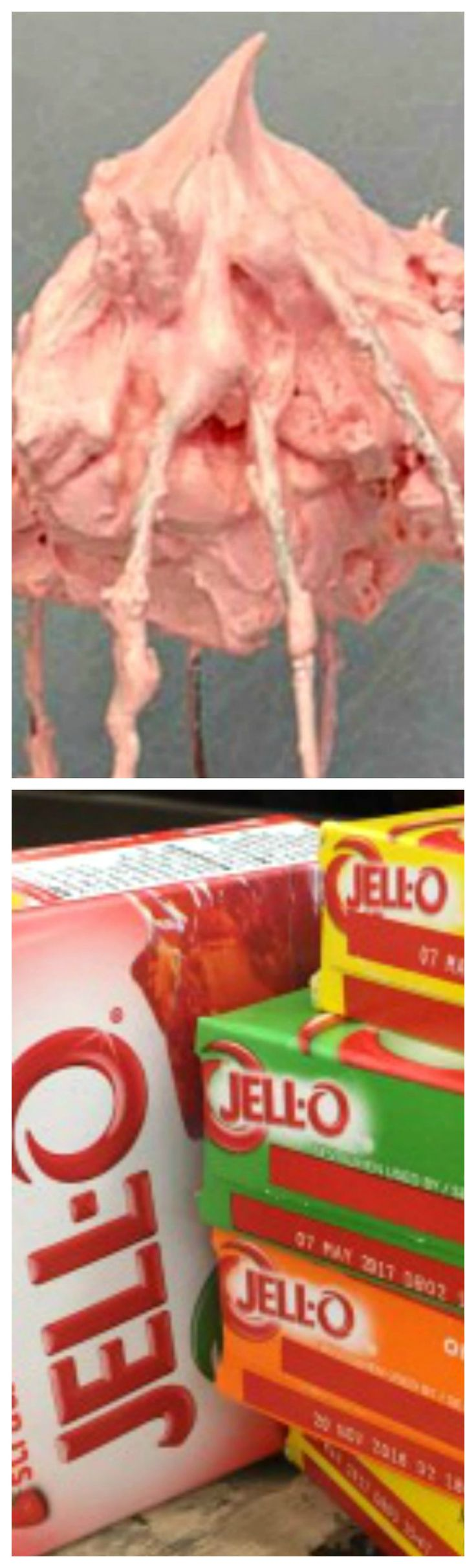 Jello Frosting ~ So Good, Super Fast Super Easy... Use any flavor of Jello
