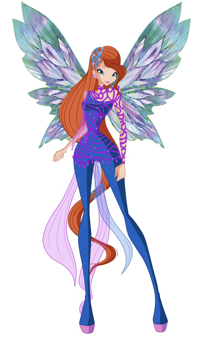 Bloom dreamix by winx rainbow love hadas en 2019 - Bloom dessin anime ...