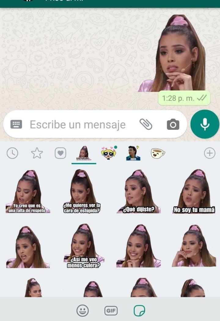 Sticker De Danna Paola Frases De Netflix Drake Y Josh Estados Para Whatsapp