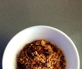 Recipe Maple Wattleseed Muesli by anniembee - Recipe of category Main dishes - others