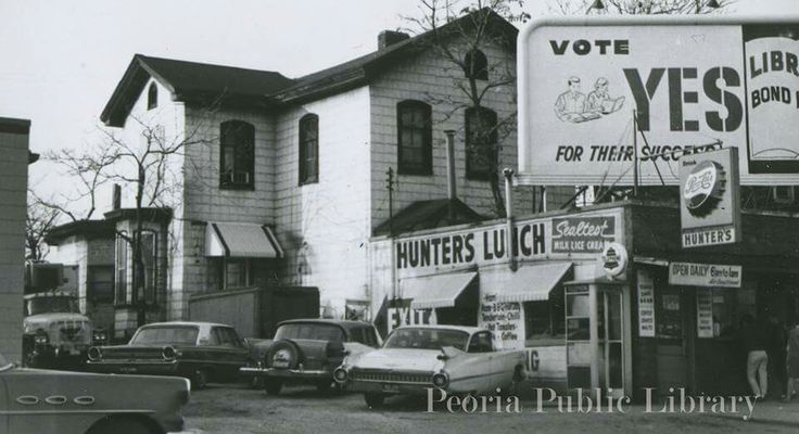 256 best images about OLD PEORIA on Pinterest
