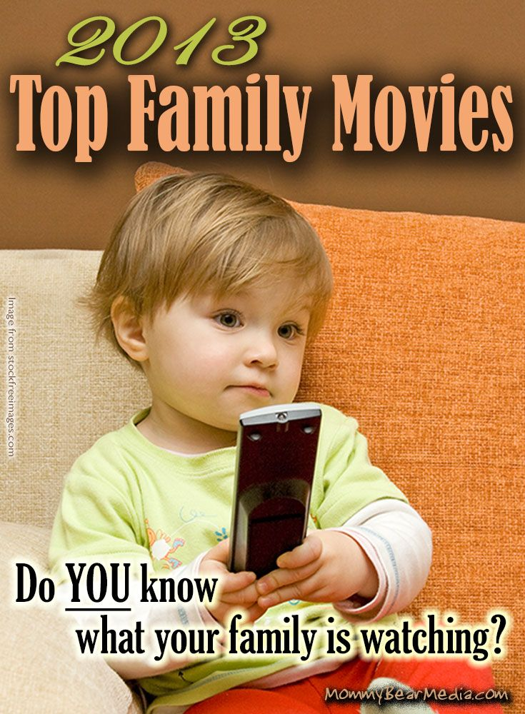 "I would go so far  as to say they are ""all time top family movies"" but they are probably the best in 2013 so far"