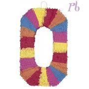 Number 0 Pinata