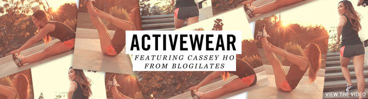 Shop blogger picks featuring Cassey Ho from Blogilates here   Forever 21