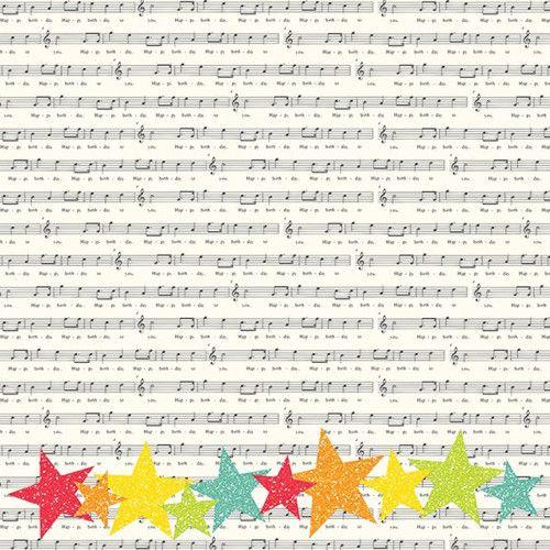 Scrapbookový papír SS / Let´s Party / Yippee!