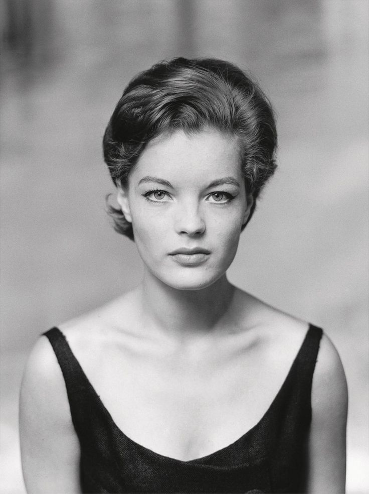 Romy Schneider. Photo: F.C. Gundlach.