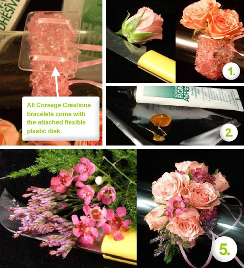 Stem School Prom: 1000+ Images About Homemade Corsages On Pinterest