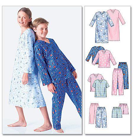8f1a9854da McCall s Boys  Girls  Shirt