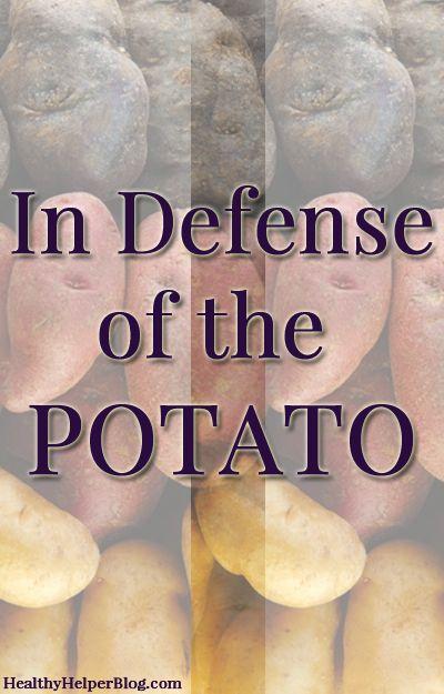 Highest CLIMBer on God's Growing Garden - Part of the November #ChainLinkyCLIMB by Healthy Helper: http://healthyhelperblog.com/in-defense-of-the-potato/