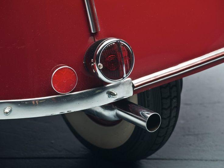 1955 Kroboth Allwetter Roller - Microcar – dannatavintage