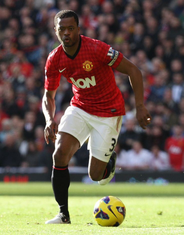 Patrice Evra - Manchester United