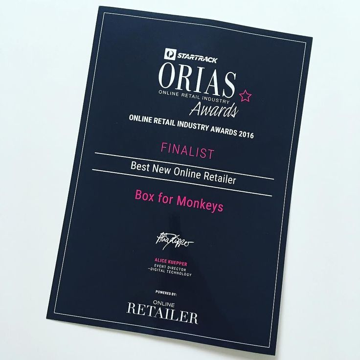 Throw back to this time last year and being a finalist in the #ORIAS Best New Online Retailer category. We wonder how we will go this year?  #business #businesswoman #onlineretailer #entrepreneur