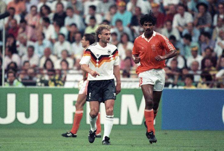 1/8: Germany - Netherlands 2:1