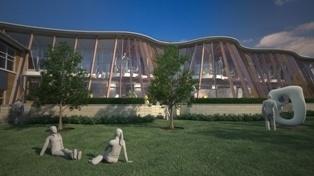 Durham Business School planned extension