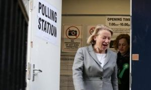 UK Green party leader Natalie Bennett on the need for proportional representation.