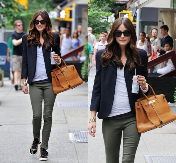 Olivia Palermo Style by stealthelook.com.br