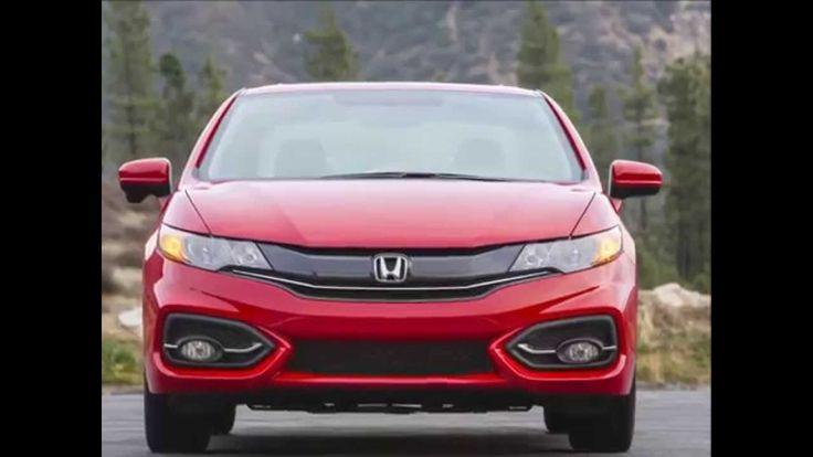 Honda Civic Coupe 2014