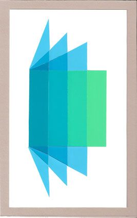 64 best drawings prints collages images on pinterest for Josef albers color theory