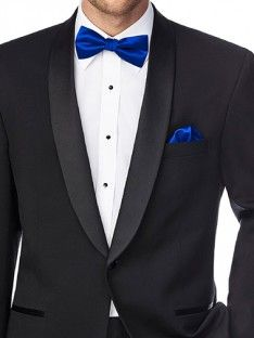 Men's Clip Bow Tie