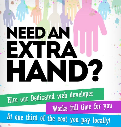 Too many work? Wish you could share with some one technical, responsible and pay attention to what you want to deliver your client?