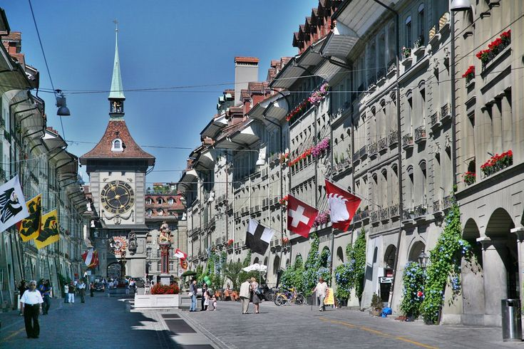 Top 5 place to visit in Switzerland