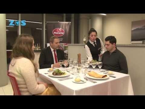 TESTER PROTOCOLO MESA Y GASTRONOMIA - ZOS FUTURO DEL TURISMO - YouTube