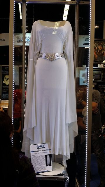 Princess Leia gown                                                                                                                                                                                 More