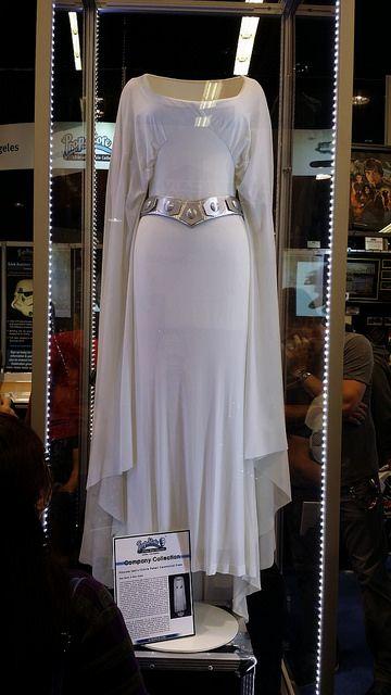 Princess Leia gown                                                                                                                                                                                 More
