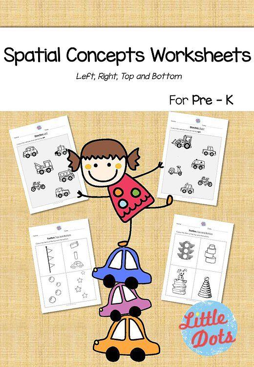 37 Best Spatial Awareness Preschool Images On Pinterest