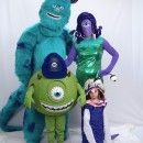 Take a look at the coolest Monsters Inc costume ideas submitted to our annual Halloween Costume Contest. You'll also find the most amazing photo gallery of homemade costumes, how-to tips for making your own, and loads of Halloween party ideas.