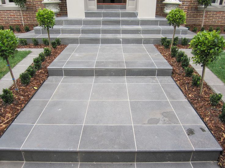 29 Best Bluestone Honed Tile Images On Pinterest