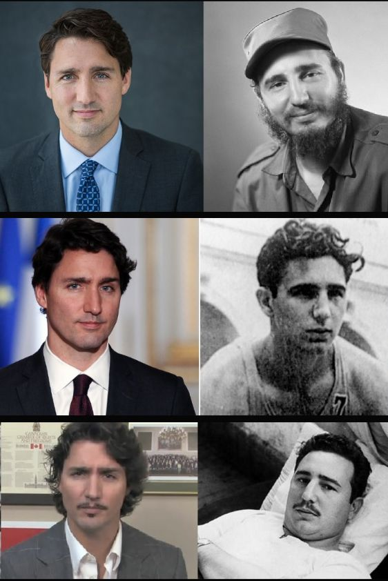 Castro admirer Justin Trudeau pushes for national legalization of marijuana in Canada     Babalú Blog