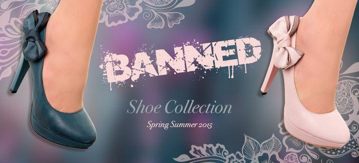 #BannedApparel #shoes #retro #vintage #spring #summer