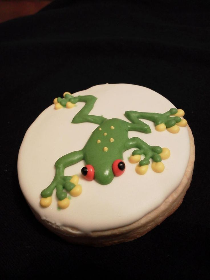 Tree frog March 2014 | Cookie Connection