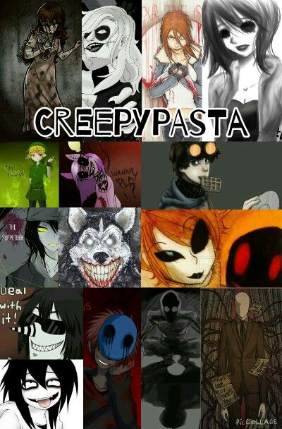 Best Creepypasta characters that ever lived!