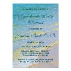 iomoi invitations with beach themes - Google Search
