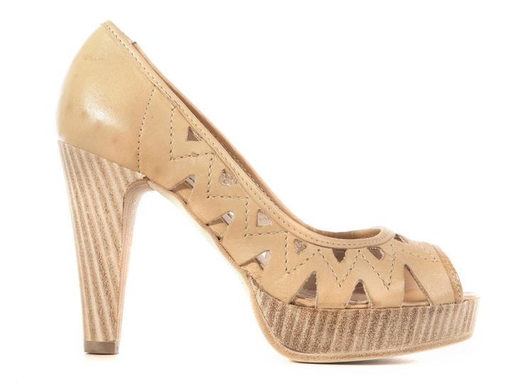 Olita   cream open toe sandals