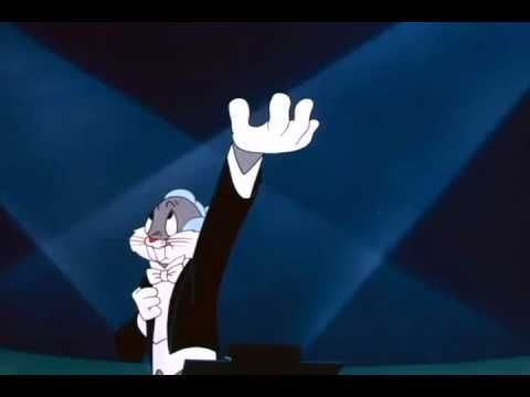 Bugs Bunny Opera...  They never quite sold me on opera, however...