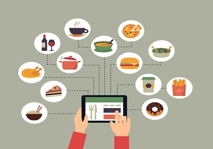 Ordering food online is BOOMING: GrubHub quarterly revenue beats as orders increase. What are your thoughts?