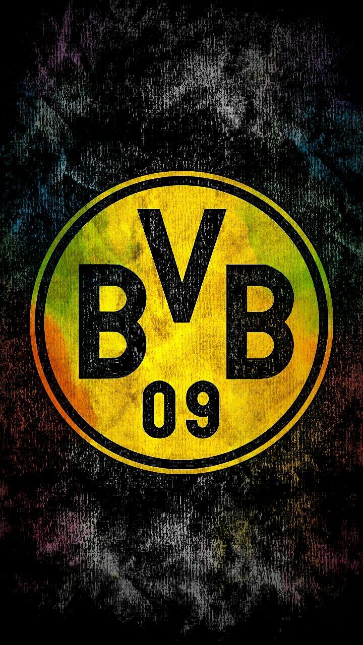 Bvb Borussia Dortmund Logo Borussia Dortmund Borussia Dortmund Wallpaper