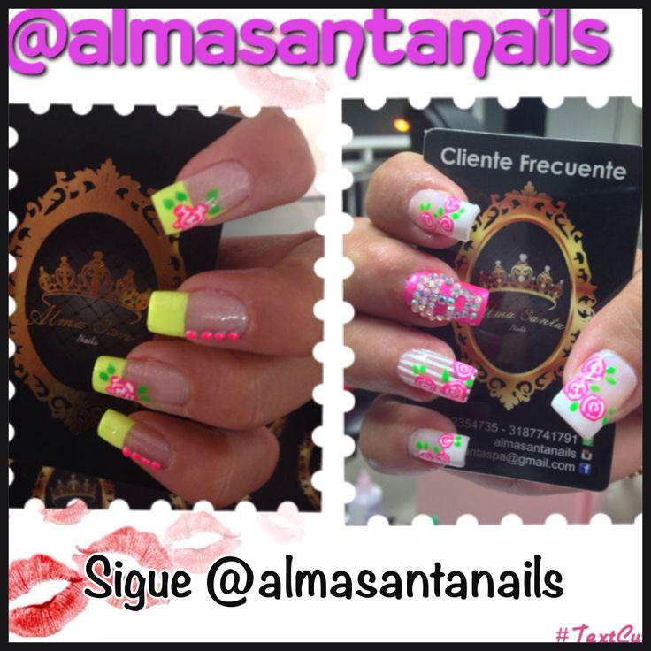 Almasantanails