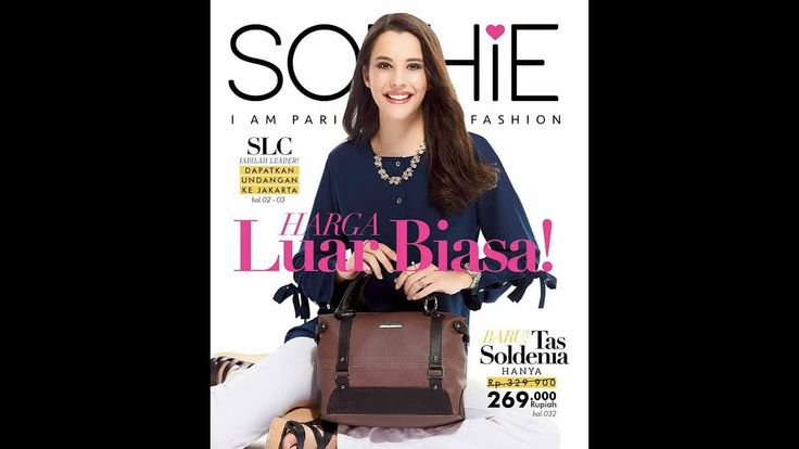 Katalog Sophie Martin Paris Juli 2017