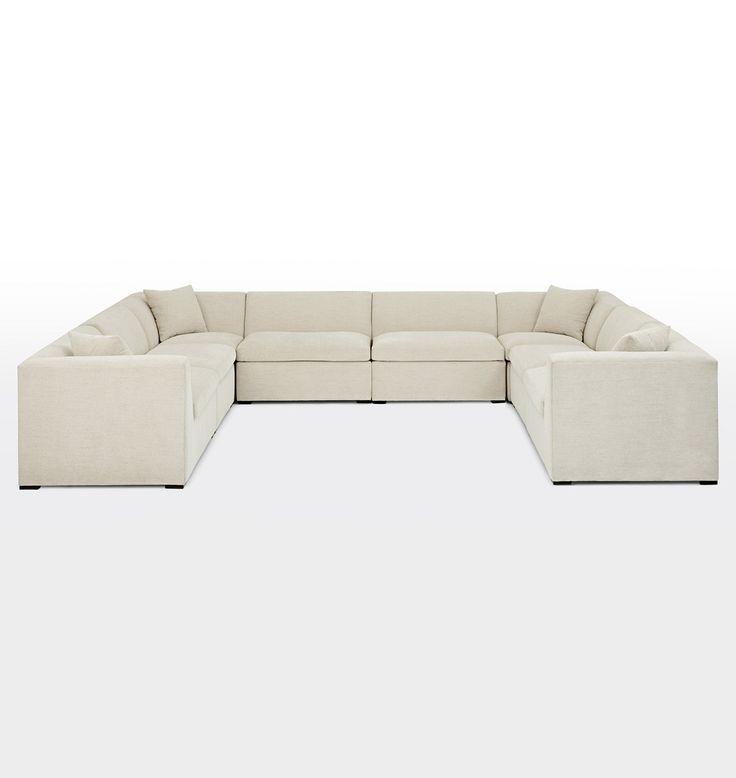 Best Bourne 8 Piece Reversible Sectional Sofa Rejuvenation 400 x 300