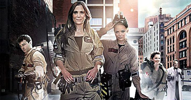 'Ghostbusters': Kristen Wiig Responds to Bill Murray's Cast Idea -- Kristen Wiig shares her thoughts on joining the cast of an all-female 'Ghostbuster' team after being mentioned by Bill Murray as a candidate. -- http://www.movieweb.com/ghostbusters-3-cast-kristen-wiig