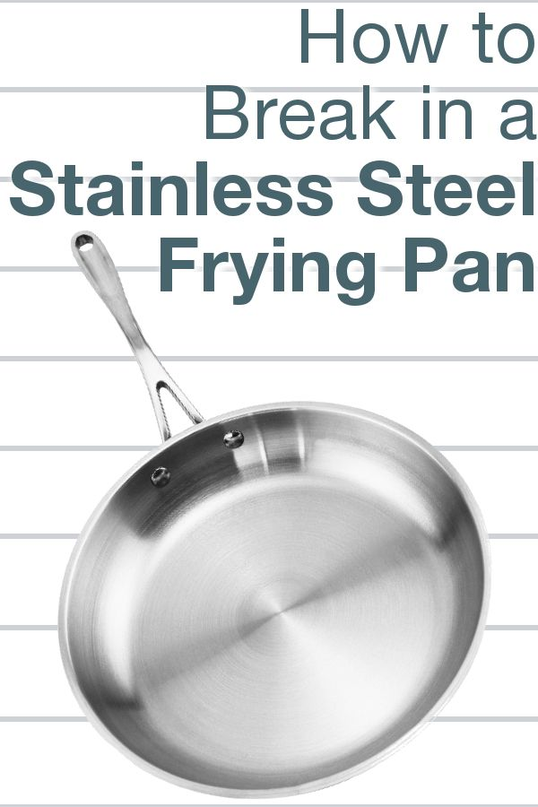how to clean tarnished stainless steel pots