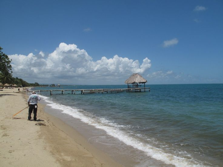 Hopkins is a small village (Pop. less than 2000) stretched between two rivers on the Caribbean Sea. South of Dangriga and north ofPlacencia,  And, as wi